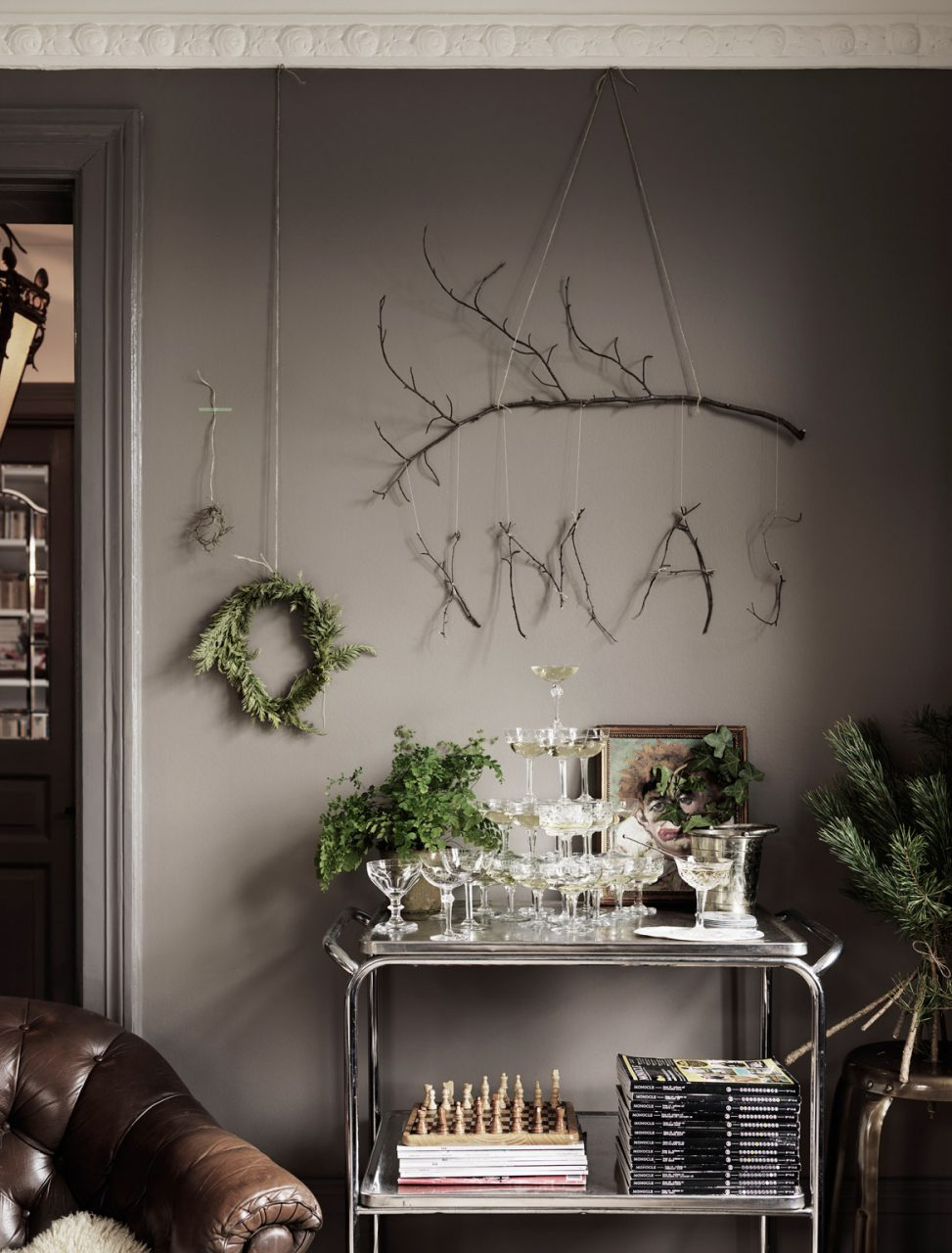 Elle Decoration, Jul hos Malin